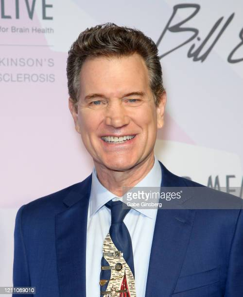 Recording artist Chris Isaak attends the 24th annual Keep Memory Alive Power of Love Gala benefit for the Cleveland Clinic Lou Ruvo Center for Brain...