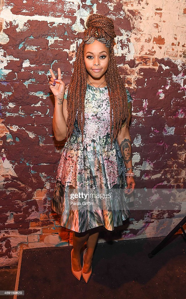 Imported Peach Party Hosted By Chrisette Michele