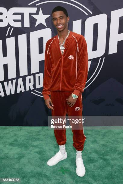 Recording artist Christian Combs attends the BET Hip Hop Awards 2017 at The Fillmore Miami Beach at the Jackie Gleason Theater on October 6 2017 in...