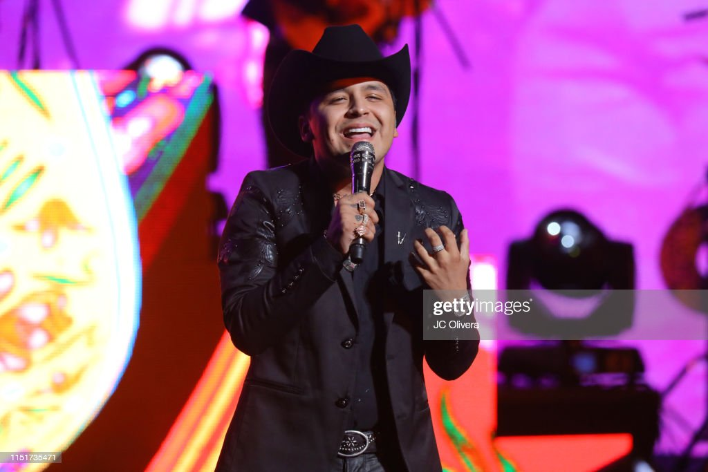 CA: Christian Nodal Performs At Dolby Theatre