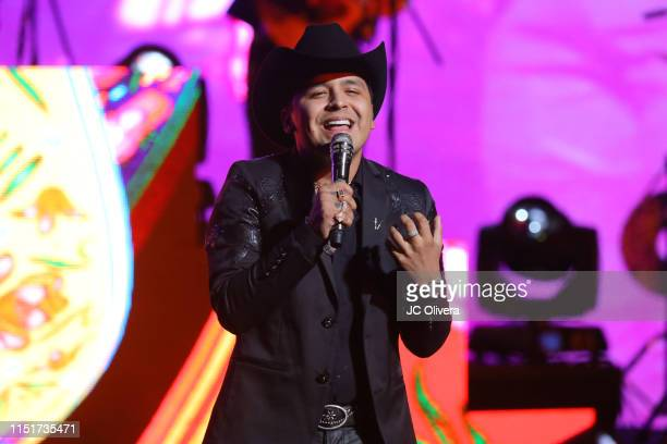 Recording artist Christian Nodal performs onstage at Dolby Theatre on May 25 2019 in Hollywood California