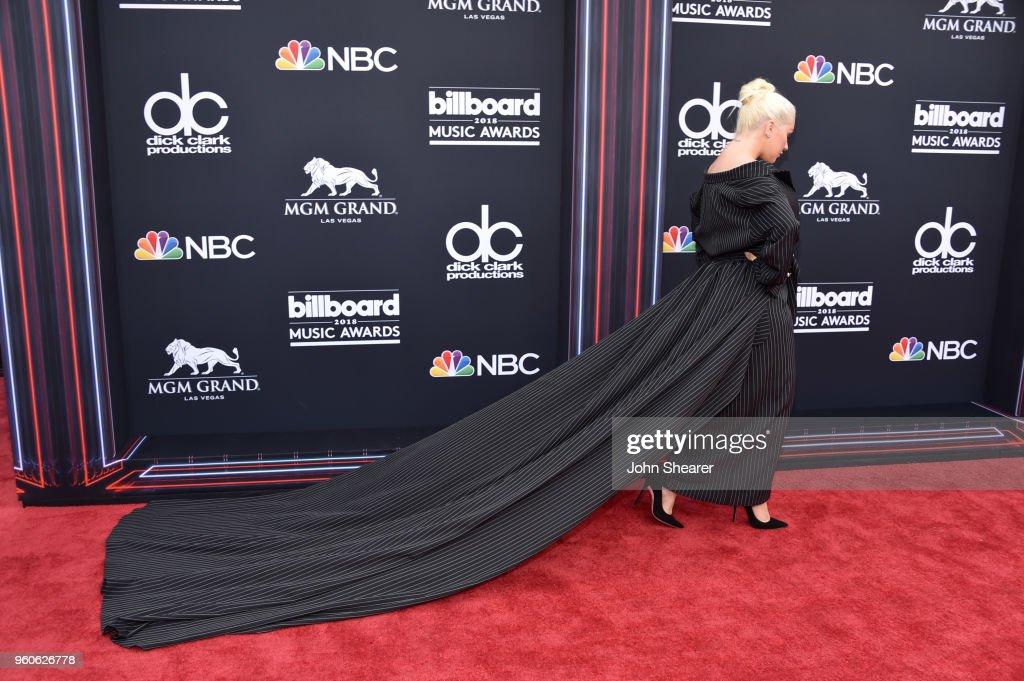 2018 Billboard Music Awards - Arrivals : News Photo