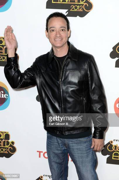 Recording artist Christopher 'Kid' Reid arrives at the Soul Train Awards 2012 at PH Live at Planet Hollywood Resort Casino on November 8 2012 in Las...