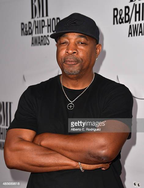 Recording artist Chuck D attends the 2015 BMI RB/Hip Hop Awards at Saban Theatre on August 28 2015 in Beverly Hills California