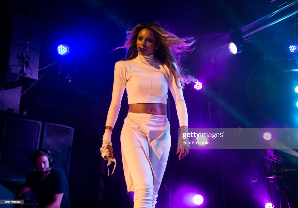 Myspace LIVE Series: Ciara - Performance