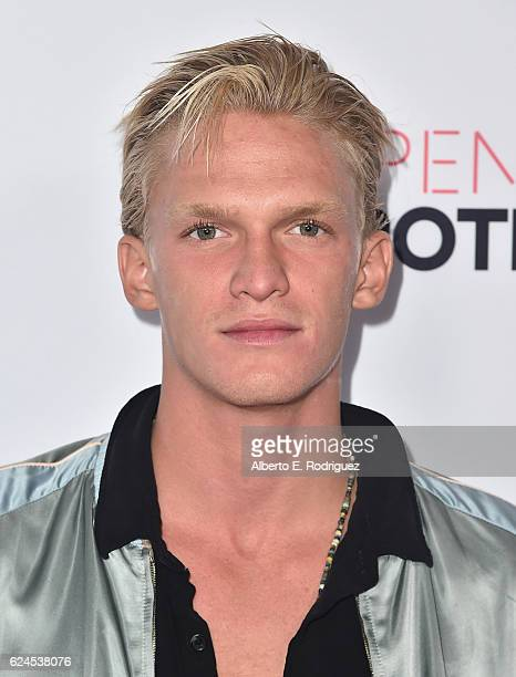 Recording artist Cody Simpson attends the 3rd Annual Airbnb Open Spotlight at Various Locations on November 19 2016 in Los Angeles California
