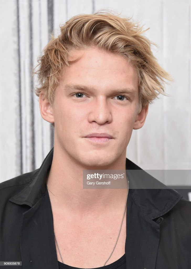 Recording artist Cody Simpson visits Build Series to discuss his new EP 'Wave One' at Build Studio on January 23, 2018 in New York City.