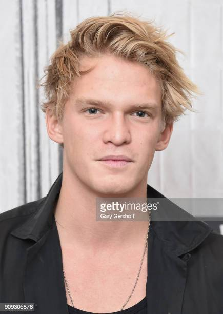 Recording artist Cody Simpson visits Build Series to discuss his new EP 'Wave One' at Build Studio on January 23 2018 in New York City