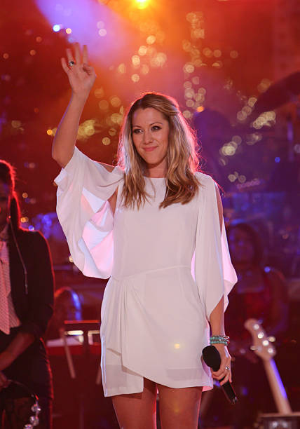hollywood christmas celebration at the grove - Colbie Caillat Christmas