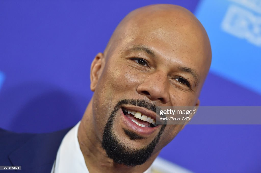 Recording artist Common attends the 29th Annual Palm Springs International Film Festival Awards Gala at Palm Springs Convention Center on January 2, 2018 in Palm Springs, California.