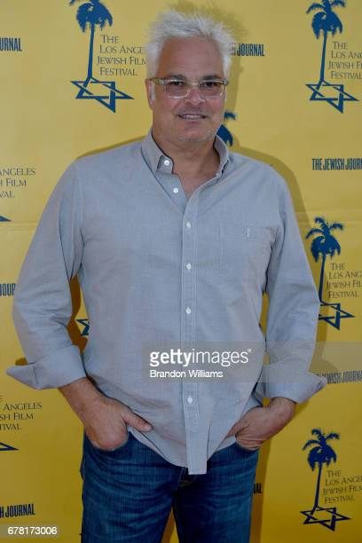 Recording artist Craig Taubman attends the closing night premiere of Restoring Tomorrow at Los Angeles Jewish Film Festival at Laemmle's Ahrya Fine...