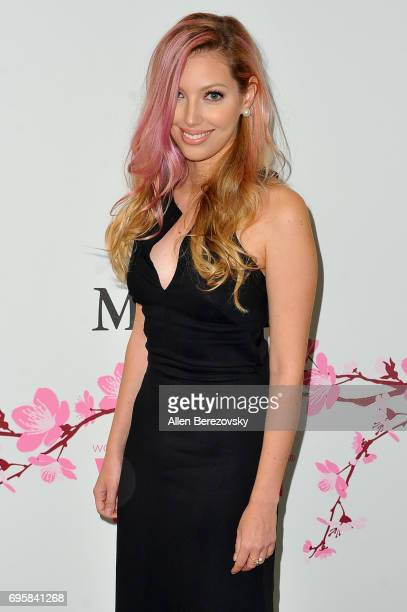 Recording artist Dalal Bruchmann attends Women In Film 2017 Crystal Lucy Awards Presented By Max Mara And BMW at The Beverly Hilton Hotel on June 13...