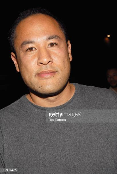 Recording artist Dan The Automator attends the NBA 2K7 Launch Party at Home September 21 2006 in New York City