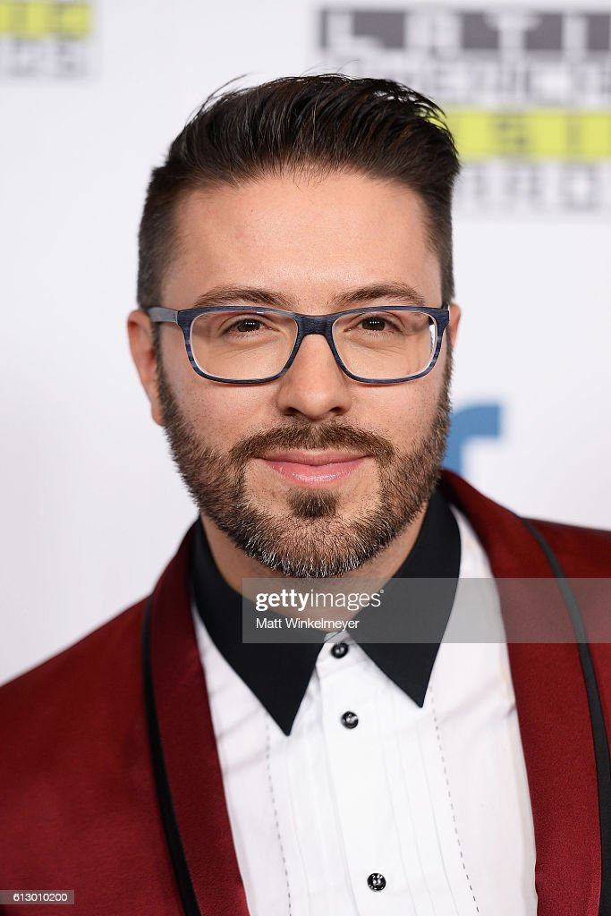 Recording artist Danny Gokey attends the 2016 Latin American Music Awards at Dolby Theatre on October 6, 2016 in Hollywood, California.