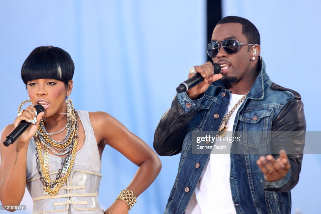 "Diddy-Dirty Money Performs On ABC's ""Good Morning America"" - June 4, 2010"