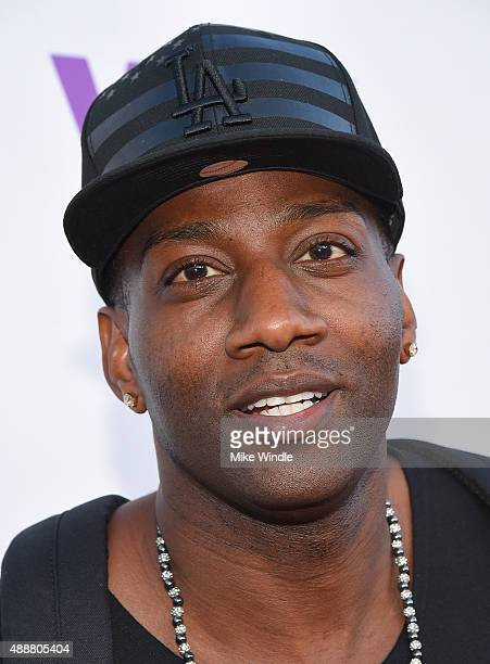 Recording artist DeStorm Power attends VH1's 5th Annual Streamy Awards at the Hollywood Palladium on Thursday September 17 2015 in Los Angeles...