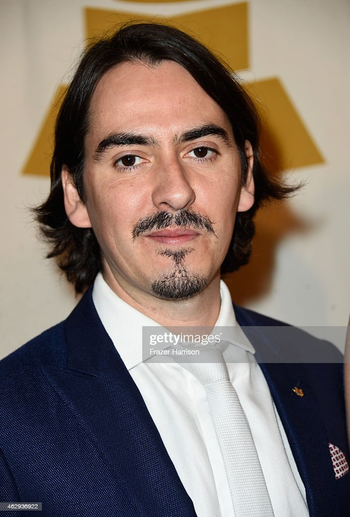 Recording artist Dhani Harrison attends The 57th Annual GRAMMY Awards - Special Merit Awards Ceremony on February 7, 2015 in Los Angeles, California.