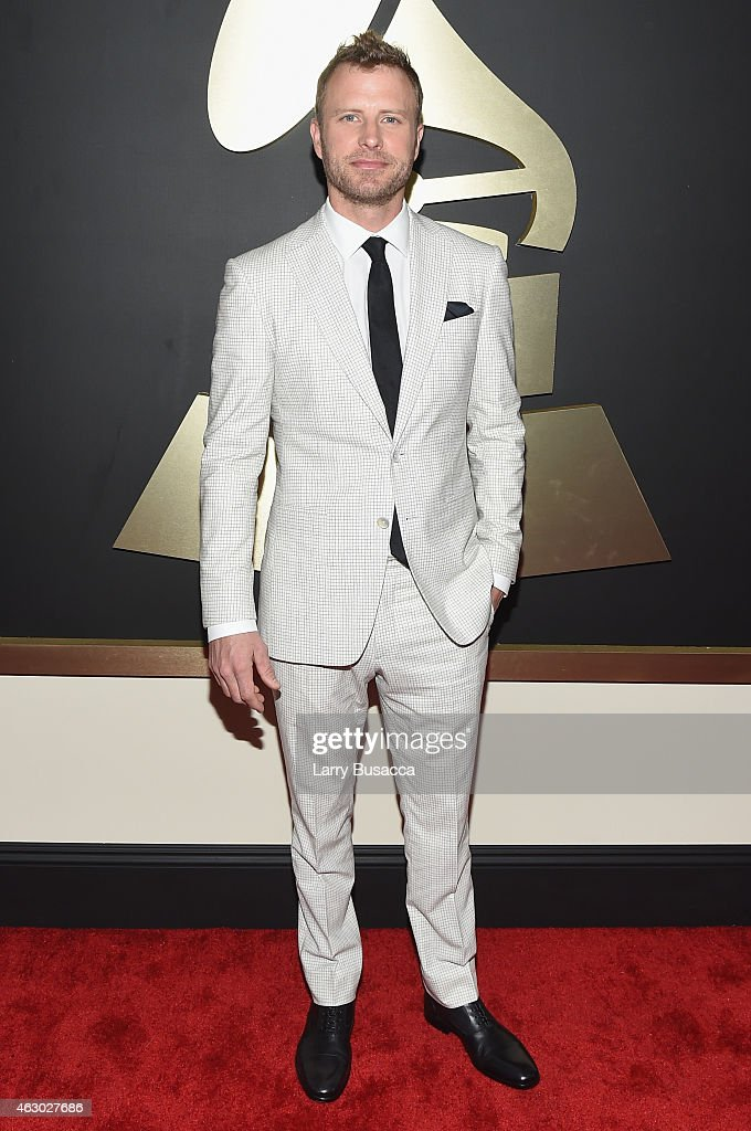 Recording Artist Dierks Bentley attends The 57th Annual GRAMMY Awards at the STAPLES Center on February 8, 2015 in Los Angeles, California.
