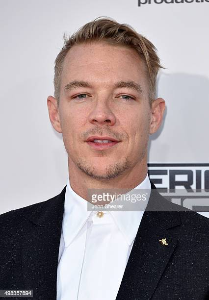 Recording artist Diplo attends the 2015 American Music Awards at Microsoft Theater on November 22 2015 in Los Angeles California