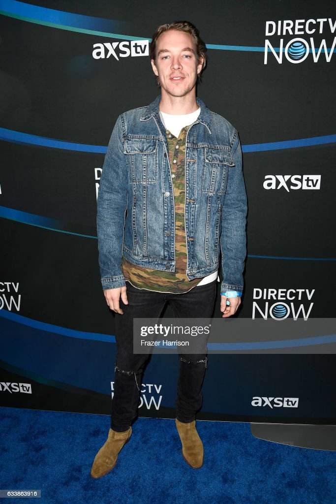 Recording artist Diplo attends the 2017 DIRECTV NOW Super Saturday Night Concert at Club Nomadic on February 4, 2017 in Houston, Texas.
