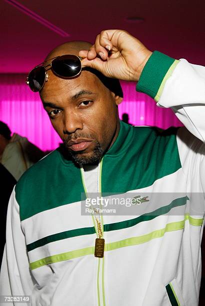 Recording artist DJ Toomp attends BMI's PreGrammy Party at the Mondrian Hotel February 09 2007 in Los Angeles California
