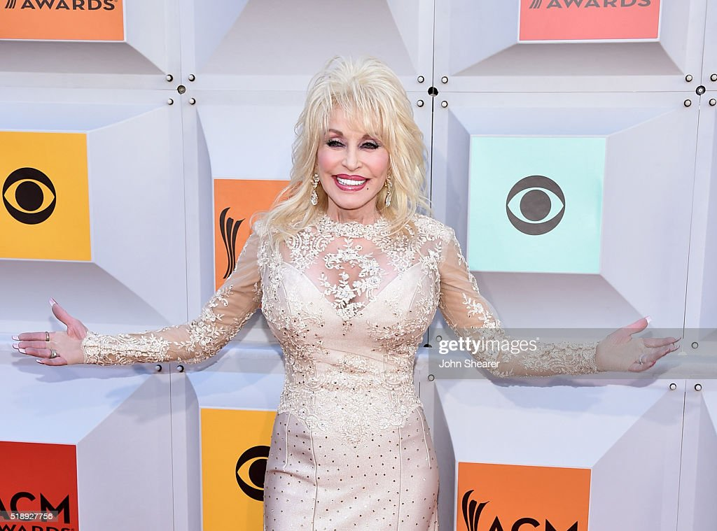 Recording artist Dolly Parton attends the 51st Academy of Country Music Awards at MGM Grand Garden Arena on April 3, 2016 in Las Vegas, Nevada.