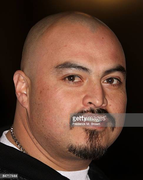 Recording artist Down AKA Kilo attends the California Rural Legal Assistance Teguino Celebration Gala at the Beverly Hilton Hotel on February 9 2009...