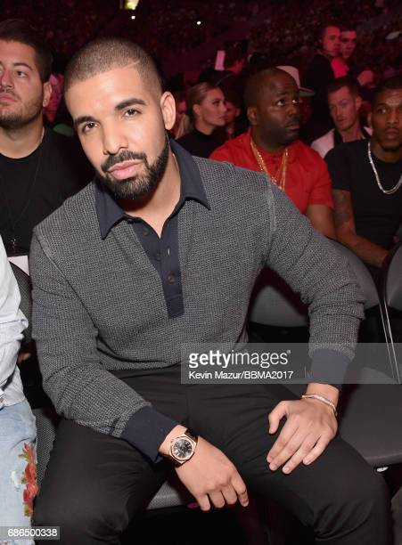 Recording artist Drake attends the 2017 Billboard Music Awards at TMobile Arena on May 21 2017 in Las Vegas Nevada