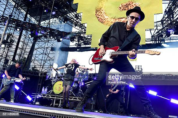 Recording artist Duke Erikson of music group Garbage performs onstage at KROQ Weenie Roast 2016 at Irvine Meadows Amphitheatre on May 14 2016 in...