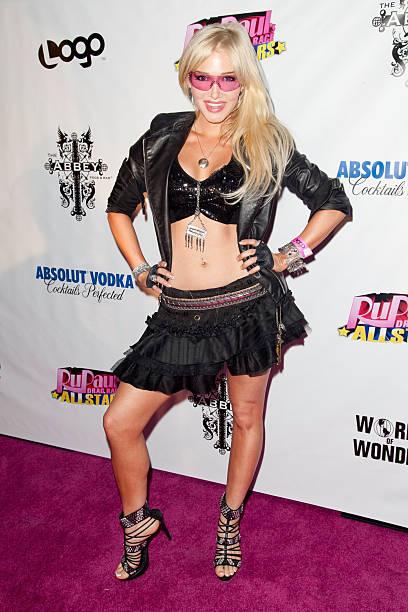 """Premiere Of Logo TV's """"RuPaul's Drag Race All Stars ..."""