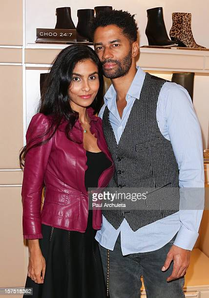 Recording Artist Eric Benet attends the Perfect World at Jimmy Choo on December 3 2012 in Beverly Hills California