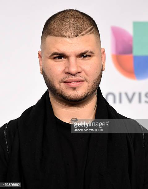 Recording artist Farruko attends the 15th Annual Latin GRAMMY Awards at the MGM Grand Garden Arena on November 20 2014 in Las Vegas Nevada