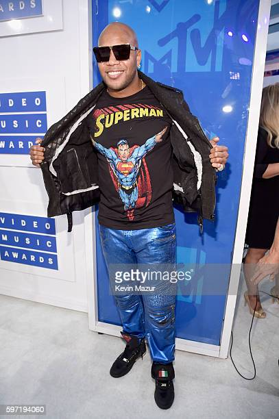 Recording artist Flo Rida attends the 2016 MTV Video Music Awards at Madison Square Garden on August 28 2016 in New York City