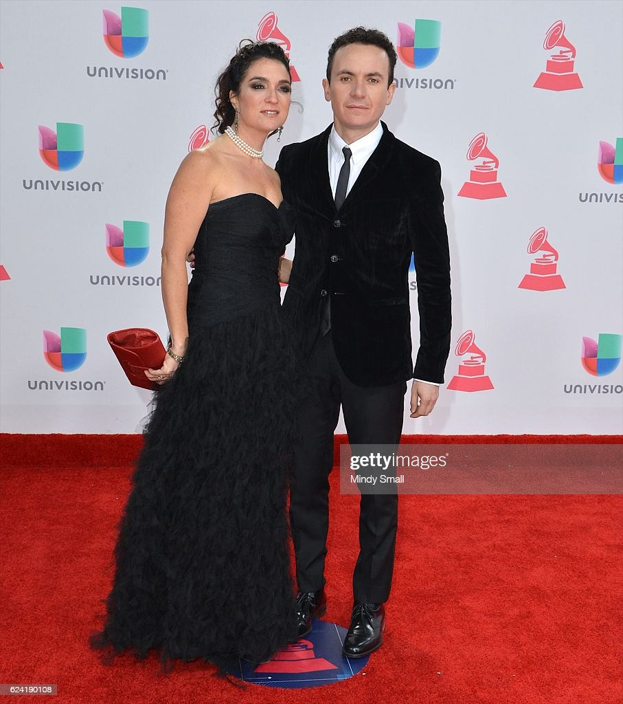 17th Annual Latin Grammy Awards - Arrivals : News Photo