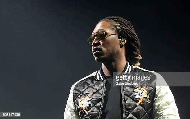 Recording artist Future performs at TMobile Arena on September 11 2016 in Las Vegas Nevada