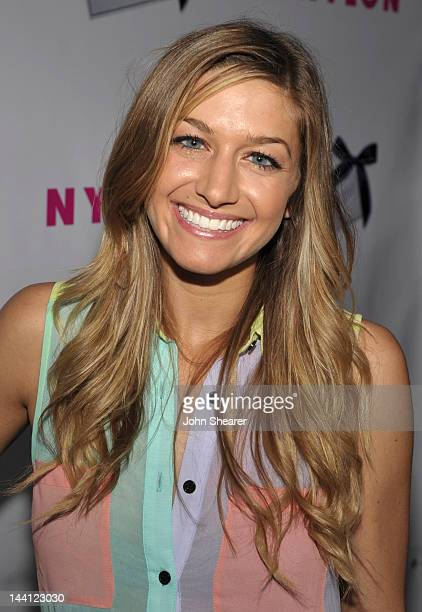 Recording artist Gabrielle Wortman attends NYLON Magazine And Tommy Girl Celebrate The Annual May Young Hollywood Issue Party at Hollywood Roosevelt...