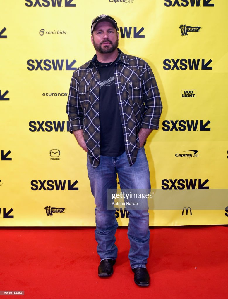 Recording artist Garth Brooks attends 'A Conversation With Garth Brooks and Steve Boom' during 2017 SXSW Conference and Festivals on March 17, 2017 in Austin, Texas.
