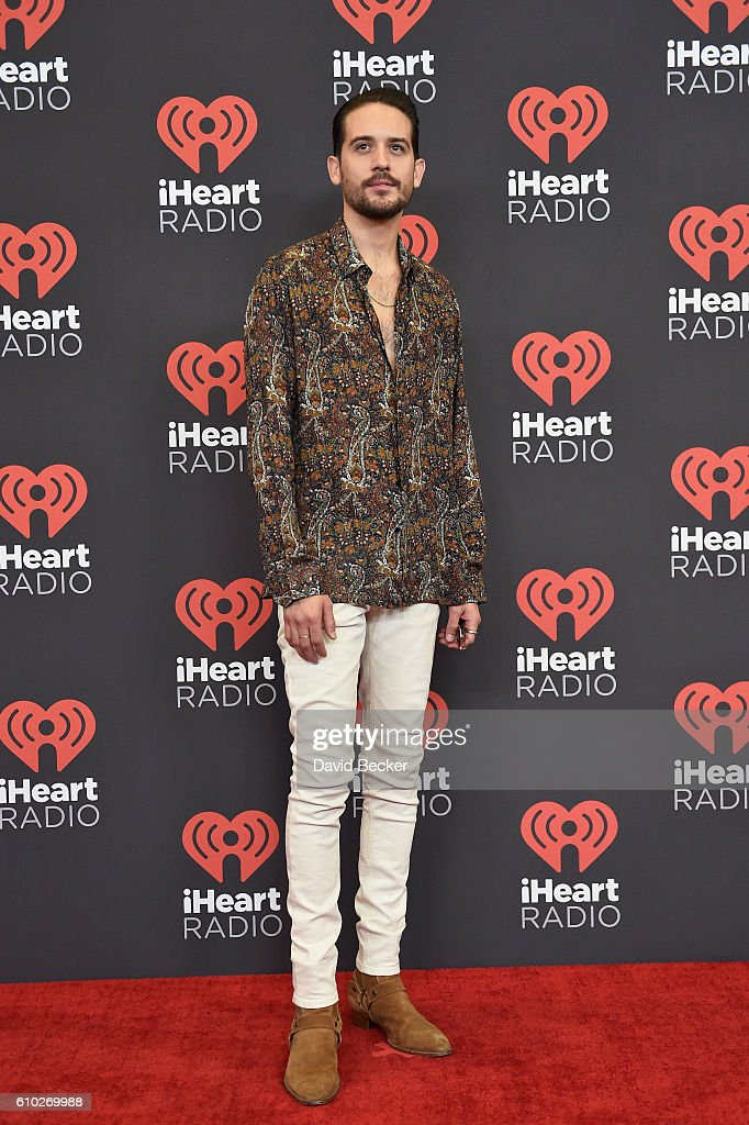 Recording artist G-Eazy attends the 2016 iHeartRadio Music Festival at T-Mobile Arena on September 24, 2016 in Las Vegas, Nevada.