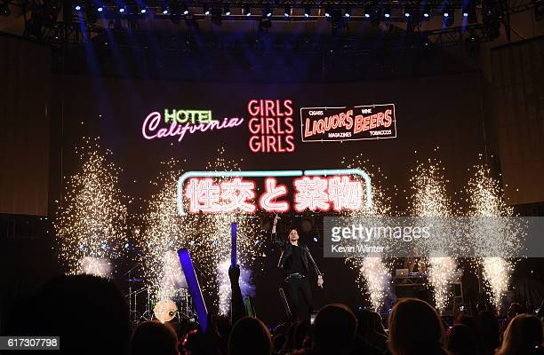 Recording artist GEazy performs onstage during CBS RADIO's fourth annual We Can Survive concert at the Hollywood Bowl on October 22 2016 in Hollywood...