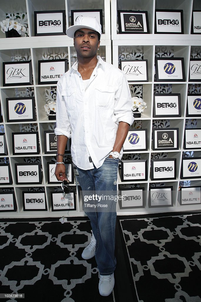 GBK BET Awards Official Backstage Talent Lounge - Day 1
