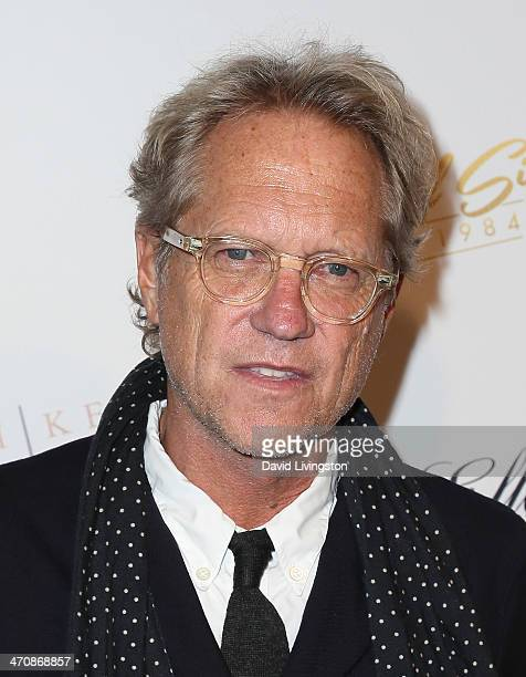 Recording artist Gerry Beckley of America attends the 21st Annual ELLA Awards at The Beverly Hilton Hotel on February 20 2014 in Beverly Hills...