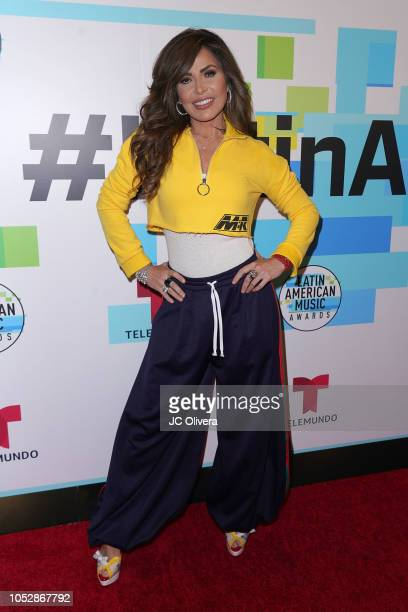 Recording artist Gloria Trevi attends Telemundo's QA session about the contribution of latinas in the music world at Los Angeles Film School on...