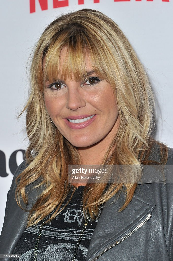 Recording artist Grace Potter attends the premiere of Netflix's 'Grace And Frankie' at Regal Cinemas L.A. Live on April 29, 2015 in Los Angeles, California.