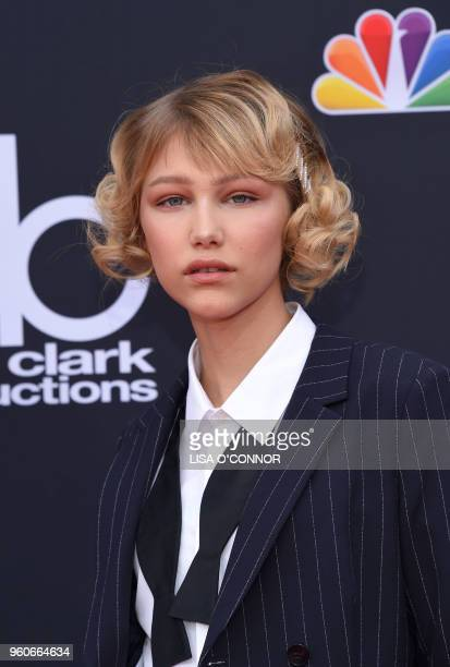 Recording artist Grace VanderWaal attends the 2018 Billboard Music Awards 2018 at the MGM Grand Resort International on May 20 in Las Vegas Nevada