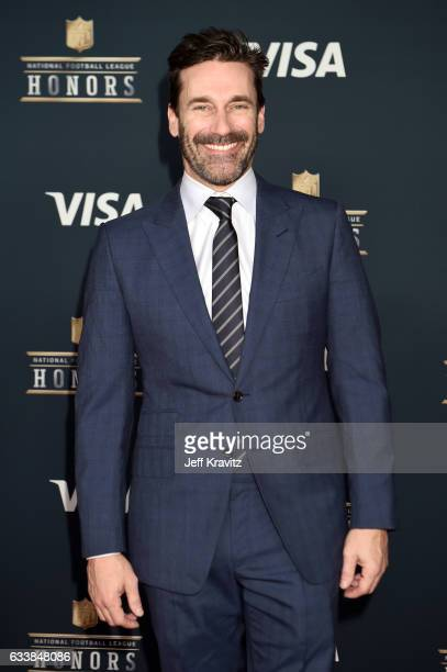 Recording artist Harry Connick Jr attends 6th Annual NFL Honors at Wortham Theater Center on February 4 2017 in Houston Texas