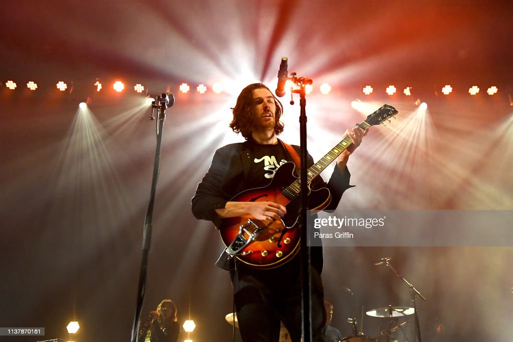 GA: Hozier In Concert - Atlanta, GA