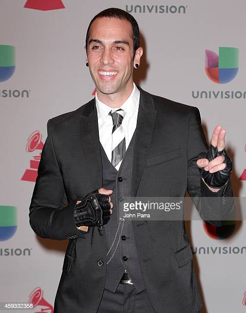 Recording artist Ignacio Val attends the 15th annual Latin GRAMMY Awards at the MGM Grand Garden Arena on November 20 2014 in Las Vegas Nevada
