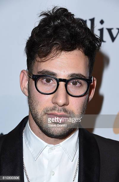 Recording artist Jack Antonoff attends the 2016 PreGRAMMY Gala and Salute to Industry Icons honoring Irving Azoff at The Beverly Hilton Hotel on...