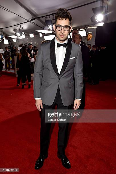 Recording artist Jack Antonoff attends The 58th GRAMMY Awards at Staples Center on February 15 2016 in Los Angeles California