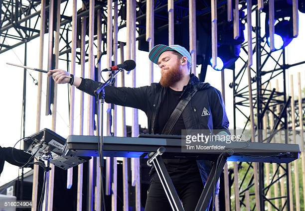 Recording artist Jack Garratt performs onstage during the 2016 MTV Woodies/10 For 16 on March 16 2016 in Austin Texas